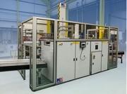 Système de nettoyage par ultrasons solution aqueuse - Électrique à automate programmable