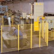 Système de protecteurs et barrières - À portes à battant ou coulissantes