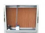 Système de refroidissement et l'humidification par évaporation. - Dimensions ( Long x Haut ) : de 120 x 100 à 180 x 200 mm