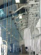 Systeme de tri pressing - Convoyeur aérien pour couverture de surface