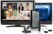Système de vidéoconference - De 4 jusqu'à 8 participants suivant votre besoin et votre débit internet