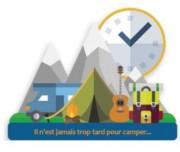 Gestion des accès pour camping - Camping accessible 24h/24h et 7j/7
