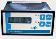 Système régulateur de PH et RH pour station d'épuration