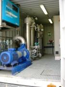 Système traitement d'effluent chargé - Système de traitement compact d'effluent fortement chargé