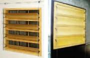 Systeme ventilation 46400 m3/h - Capacité (m3/h) : 23200 - 35000 - 46400