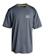 T-shirt Caterpillar antimicrobien - Tailles : M - L - XL - Tissu 100 % fibres polyester