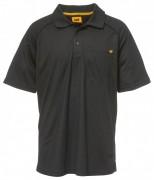 T-shirt Caterpillar en polyester piqué