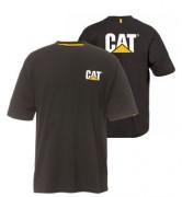 T-shirt coton Caterpillar - Tailles : M - L - XL et XXL - 100 % coton jersey