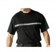 T-shirt de sécurité à col rond - Taille : S à XXXL - 80% coton 20% polyester