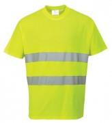 T-shirt de travail haute visibilité - Taille : XS à 3XL