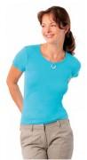 T-shirt personnalisable coton peigné