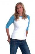 T-shirt personnalisé à manche longue pour femme - Tailles : S - L