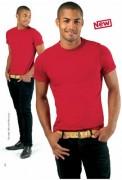 T-shirt personnalisé col rond - Tshir homme jersey