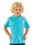 T-shirt personnalisé en coton pour enfant - Tee-shirt personnalisable manches courtes enfant jersey