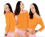 T-shirt personnalisé femme coupe cintrée