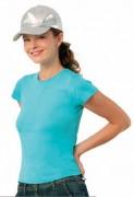 T-shirt personnalisé jersey pour femme