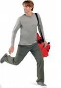 T-shirt personnalisé manches longues unisexe coton - Tee-shirt personnalisable manches longues unisexe jersey