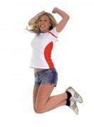 T-shirt personnalisé sport pour femme