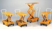 Table à levée électrique - Capacité : de 300 à 1000 Kg