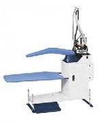 Table a repasser porte jeannette - Hauteur réglable manuellement de 750 à 930 mm