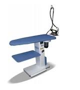 Table à repasser aspirante industrielle - Puissance installée : 0.85 ou 2.15 Kw