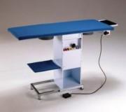 Table à repasser Rectangulaire avec chaudière BIE-BF086 - Plateau grande largeur