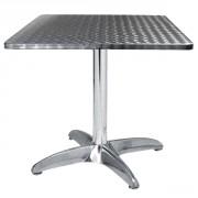 Table aluminium café restaurant
