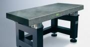 Table antivibratoire - Isole de l'environnement les vibrations perturbatrices
