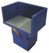 Table aspirante de soudage - Dimensions disponibles (mm) : 1200x800 - 2000x800