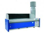 Table aspiratoire industrielle - Amovible - en tôle galvanisée