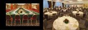 Table banquet pliante - Plateau : Bois nu, Bois stratifié ou Finition molleton