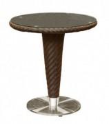 Table bar - Largeur : 74 cm - Hauteur : 74 cm