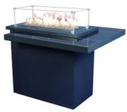 Table basse chauffante au gaz - Puissance maxi  : 7300 - 14000 watt