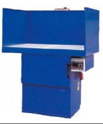 Table d'aspiration - Système de captation mécanique ou électrostatique