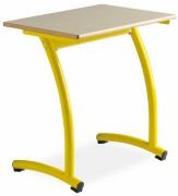 Table d'école fixe