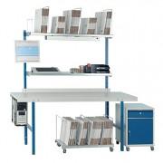 Table d'emballage prix économique - Capacité de charge de surface : 200 kg