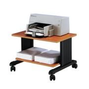 Table d'imprimante à 2 niveaux - 'Printerboy' - Cerise 85105