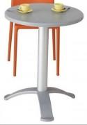 Table de bar antistatique - Dimensions Ø 60 cm x H 54 cm