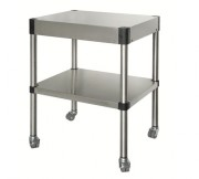 Table de cuisine multi-services - Dimensions (L x l x H) mm : 625 x 500 x 850
