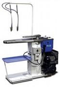 Table de détachage pressing - Table à détacher électropneumatique avec surface de travail universelle aspirante