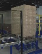Table de déviation avec convoyeur motorisé - Table de transfert avec convoyeur motorisé