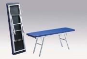 Table de kinésithérapie pliante - Capacité de charge  : 130 Kg