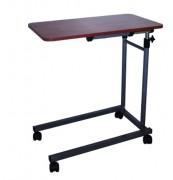 Table de lit mobile à plateau - Poids supporté (Kg) : 15