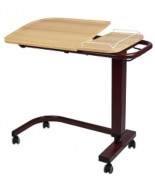 Table de lit réglable en hauteur Charge 15 Kg - Charge supportée (Kg) : 15