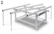 Table de montage - Table de montage ACCA et ACCA XL