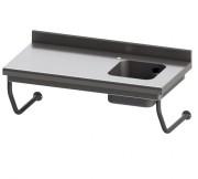 Table de cuisine inox - Meuble inox de cuisine - Techni-Contact 42fc6f10a715