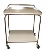 Table de préparation médicale - 1000x700xH.1060 mm