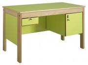 Table de professeur bois - 1300 x 650 mm