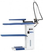 Table de repassage à température réglable - Plateau en aluminium aspirant chauffant - inox 5 litres avec pompe