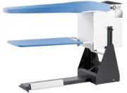 Table de repassage ergonomique - Plateau aspirant chauffant